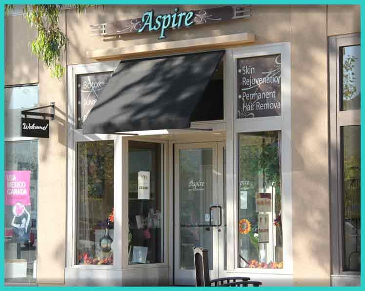 Aspire Store Front, Corona, CA